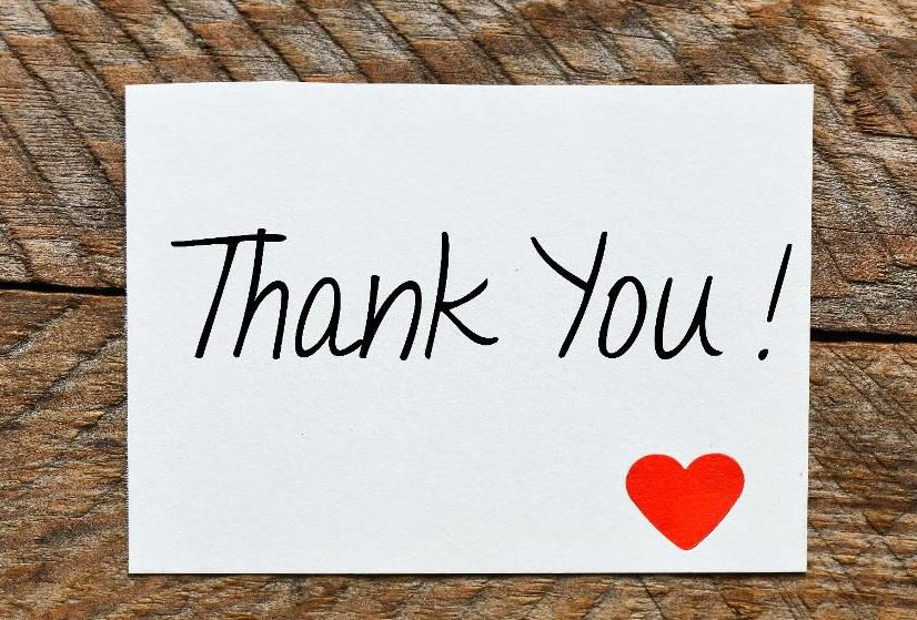 40 Ways to Say Thank You and Ways to Respond to It